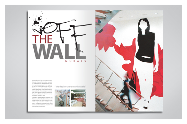 Off the Wall Murals