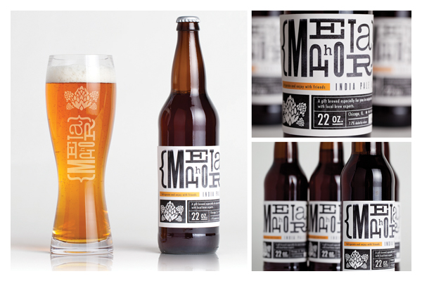 Metaphor IPA package design